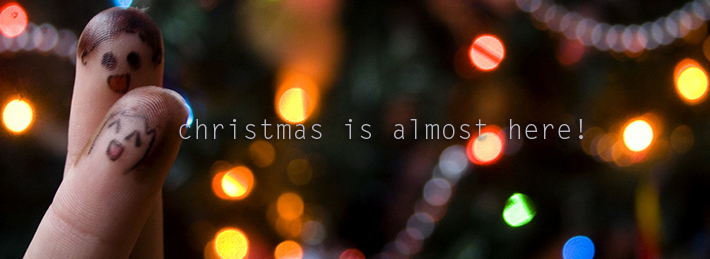 Christmas is almost here